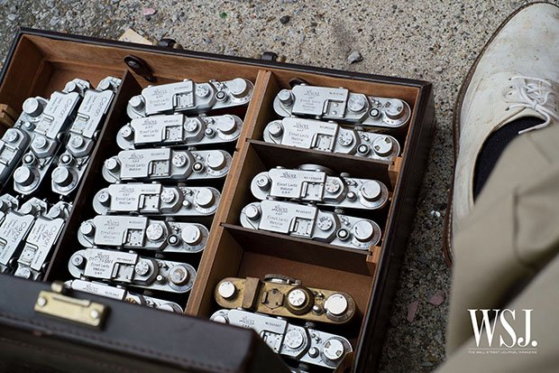 This Is Just a Part of William Eggleston's Extensive Camera Collection