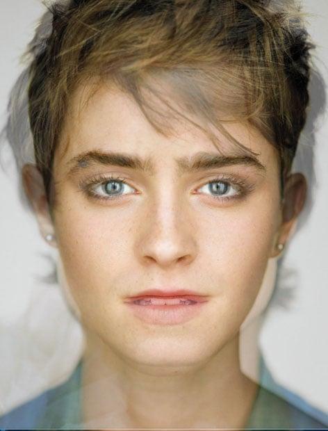 Harry Granger or Hermione Potter?