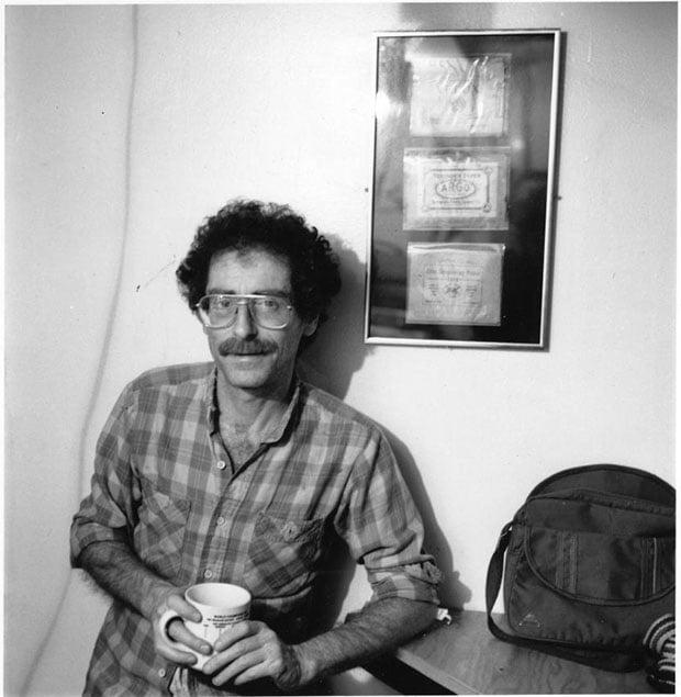Kaplan in 1989
