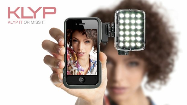 Manfrotto Releases an iOS App to go With Its KLYP iPhone Accessories