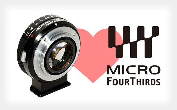 Metabones Speed Booster for Micro Four Thirds Starting to Make Appearances