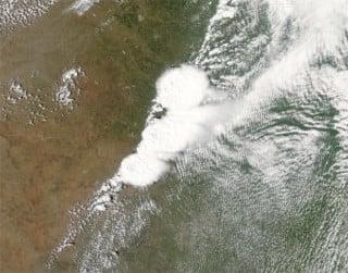 Moore, OK Tornado via NASA