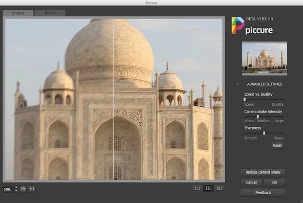 Reduce camera shake blurring - Adobe Help Center