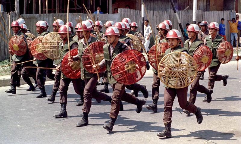 1994 Riot Police
