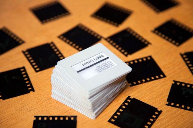 Diy 35mm film slide business cards 35mmfilmslidebusinesscards 3 want to make some business cards colourmoves