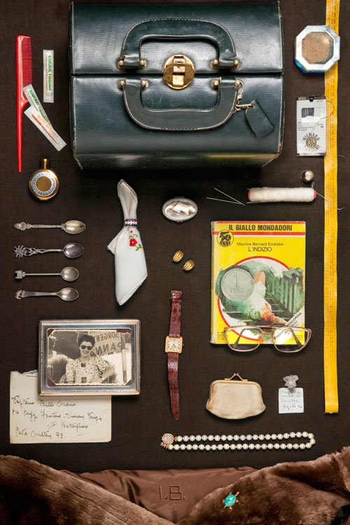 Photographer Creates Portraits of Family Members by Shooting Possessions