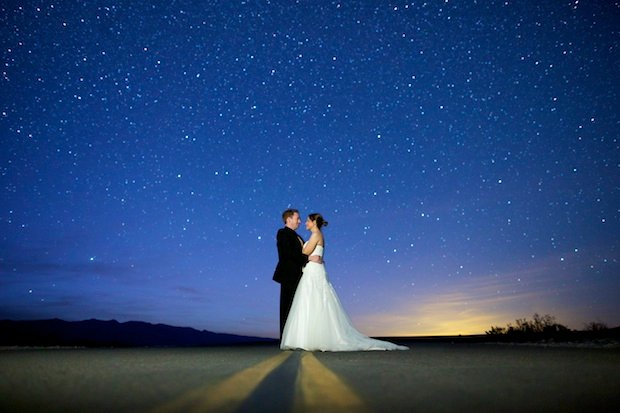 Astro Engagement Photography