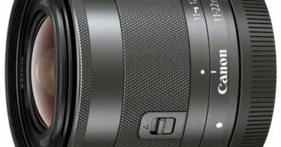 Canon 11-22mm IS STM