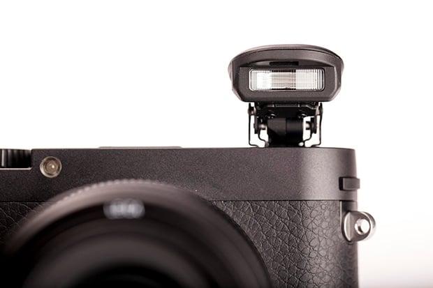 Leica's Wall-E flash