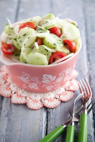 Paula Dean Salad Pinterest