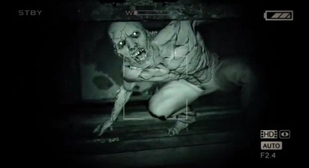 Upcoming PS4 Game 'Outlast' Pits Digital Camera Against Zombies