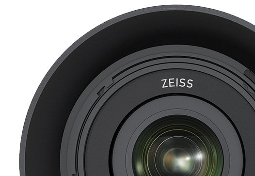 Carl Zeiss Rebranded, Now Just ZEISS ZEISS brand 2