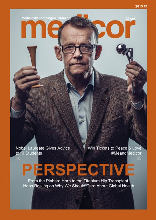 BTS: Shooting a Portrait of Hans Rosling for a Student Magazine Cover cover final small