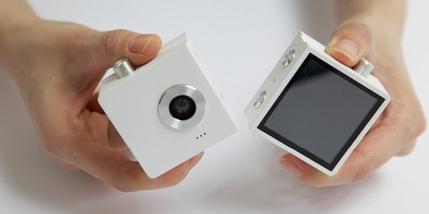 This Interesting Concept Camera Splits in Two, Makes Sure Nobody Is Left Out