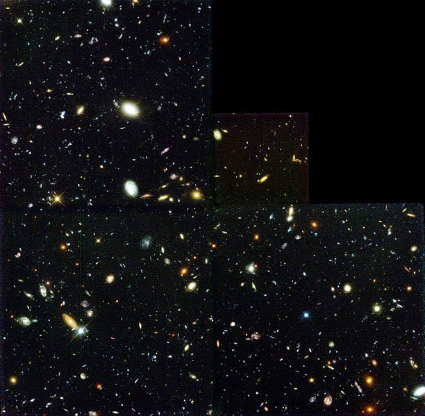 A Mind-Bending Look at the Hubble Ultra Deep Field Photo of the Universe