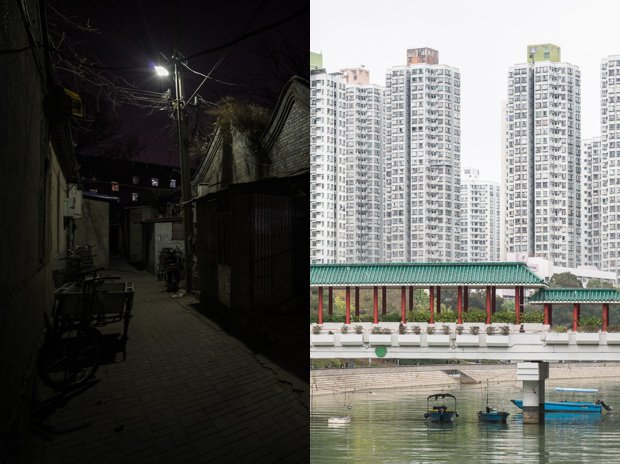 Out With the Old, In With the New: Photos that Show the Modernization of China
