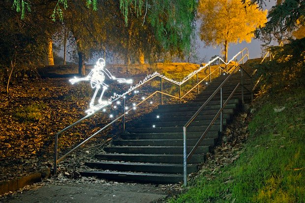 The Amazing Light Painting Photography of Darren Pearson pearson11