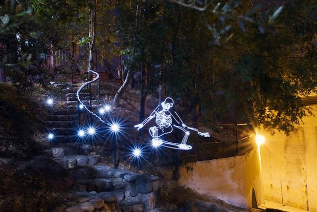 The Amazing Light Painting Photography of Darren Pearson pearson13