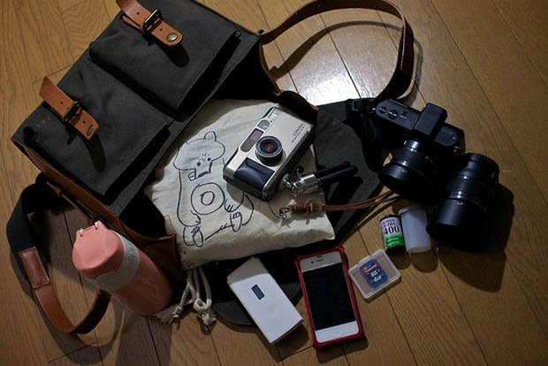 How to Protect Yourself Against Camera Gear Theft as a