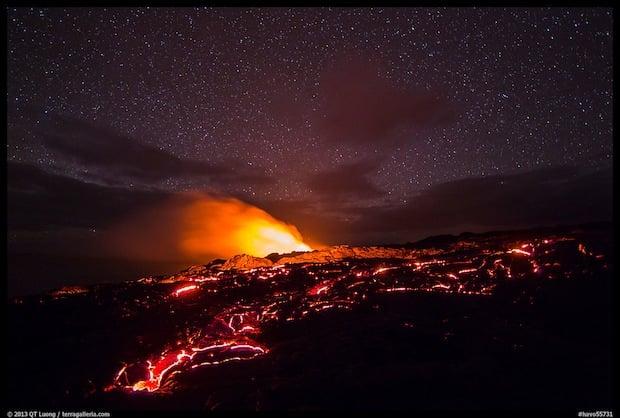 Hawaii Volcanoes Time-Lapse: An Awe-Inspiring 'Sea to Summit' Journey