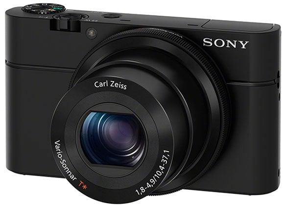 The original Sony RX100