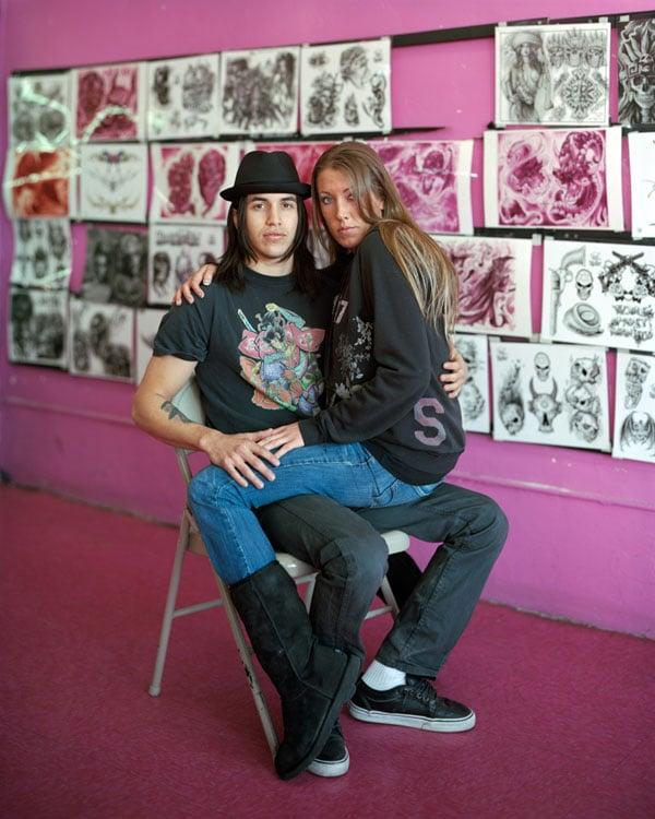 Keebs & Beth, 2012, NV