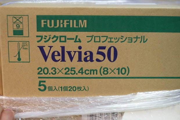 Fujichrome Velvia 8x10 Film (3) copy