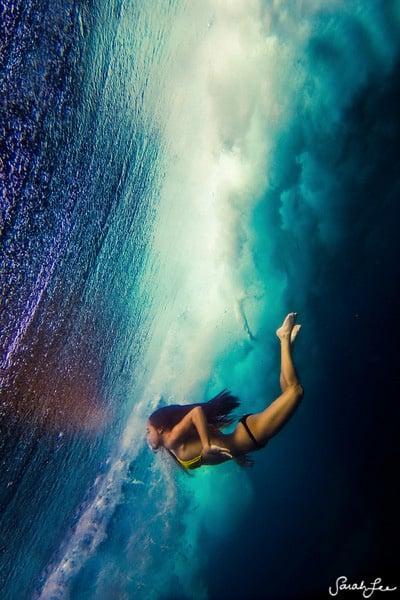 Sarah Lee Surf 1