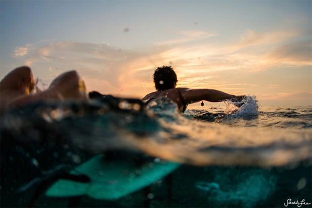 Sarah Lee Surf 9