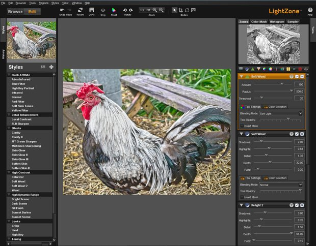 LightZone Photo Editing Software is Now Open Source and Completely Free