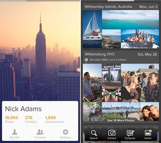 Viewfinder iOS App 1