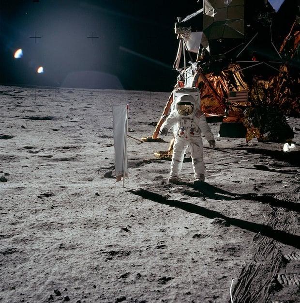Apollo 11 astronaut Edwin