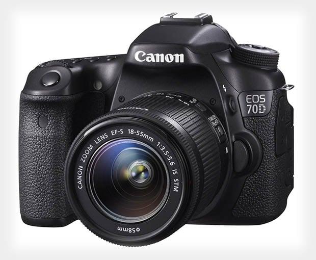Canon Unveils the 70D: Dual Pixel APS C Sensor Brings Snappier Autofocusing canon70da