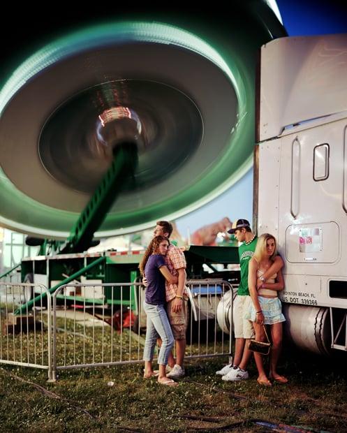 Schnecksville Community Fair, 2005. From the series County Fair.