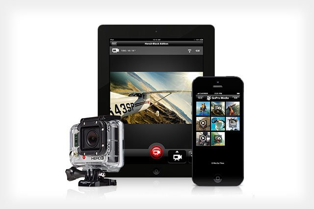 New GoPro App Gives You Total Control of Your Camera from Your Smartphone