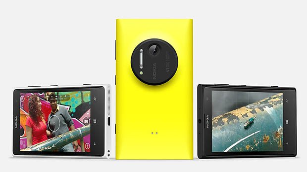 Nokia Announces the Lumia 1020, a Very Camera-Like 41MP Smartphone