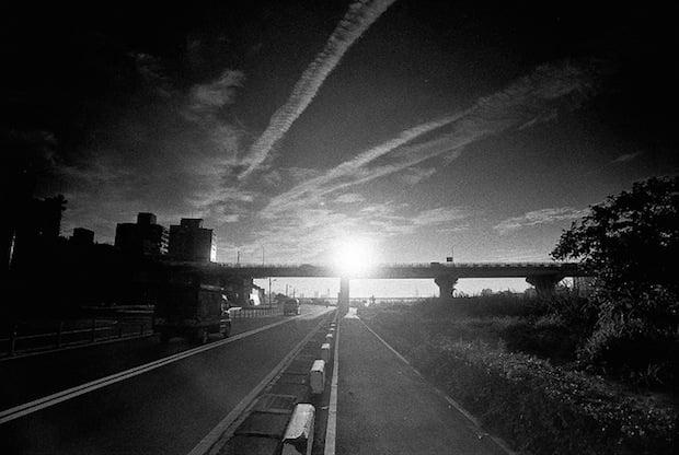 Photograph shot using a Nikon FM2 on Neopan 400 film
