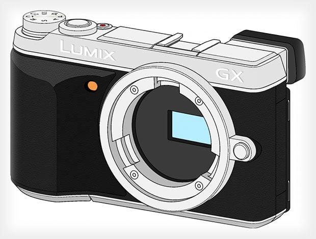 Panasonic to Unveil a Rangefinder-styled GX7 MFT Camera Next Month