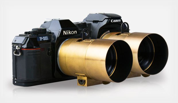 Lomography Resurrects the 19th Century Petzval Lens for Canon and Nikon SLRs