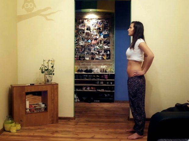 Nine Months in Two Minutes: A Creative Stop-Motion Pregnancy Time-Lapse