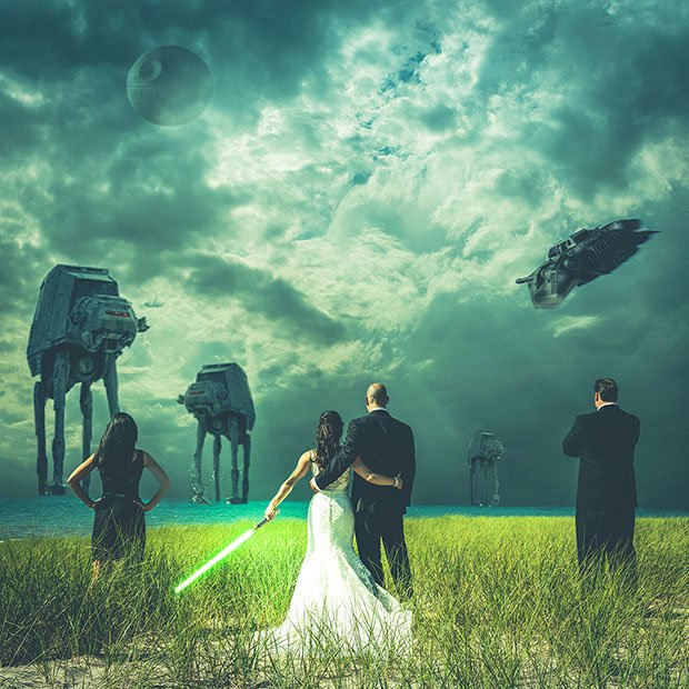 starwarswedding