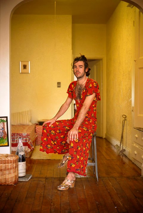 Funny Portraits of Men Dressed in Their Girlfriends Clothes underinfluence2