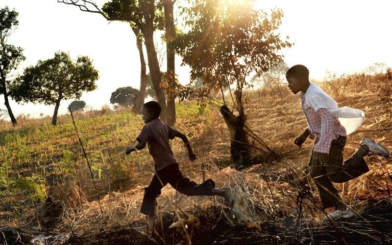 My Journey to Angola