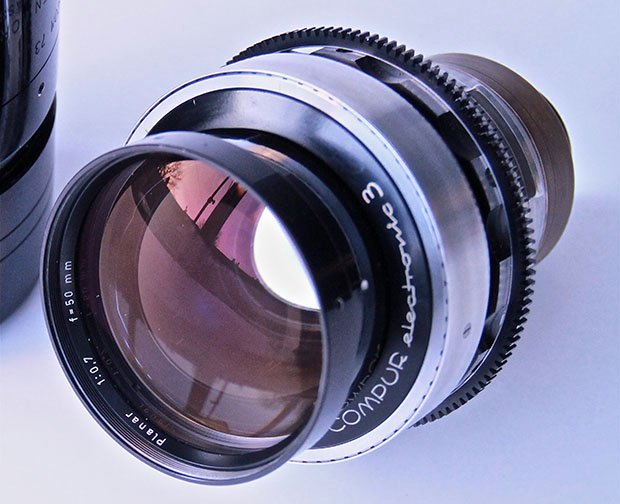 Zeiss f/0.7: You Can Now Rent Two of the Largest Aperture Lenses Ever Made