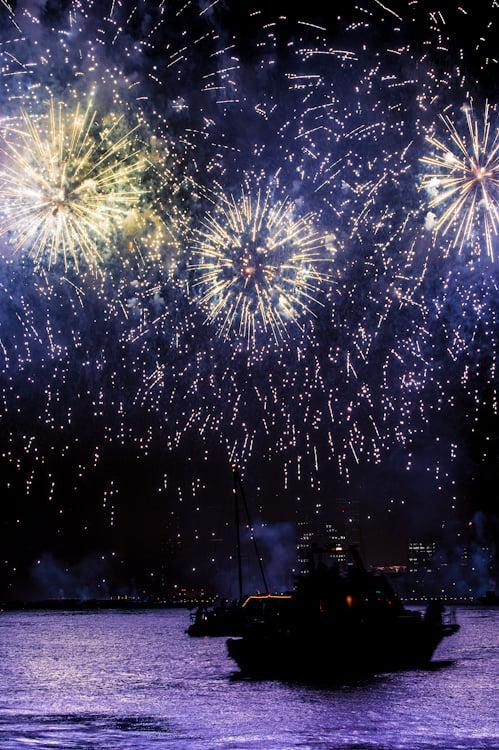 Yokohama Fireworks PP-3