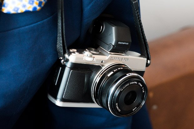 Review: Olympus E-P5 Can Do Tons But Weighs Just Ounces