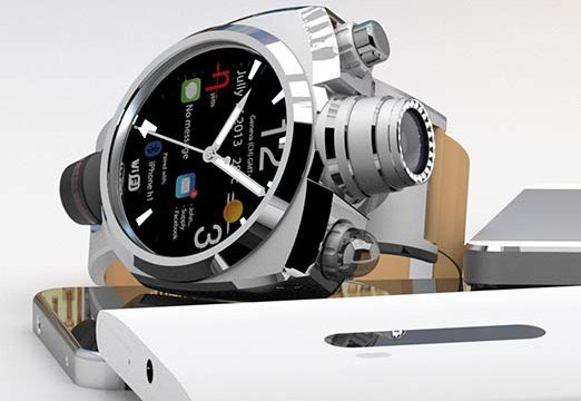 Hyetis Crossbow: A New Smartwatch that Packs a 41MP Camera