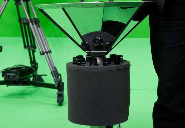 New Multi-Cam Rig May Soon Let Sports Fans Pick Their Favorite Camera Angle