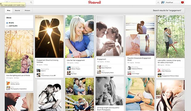 How Pinterest Can Discourage the Creative Process for Photographers