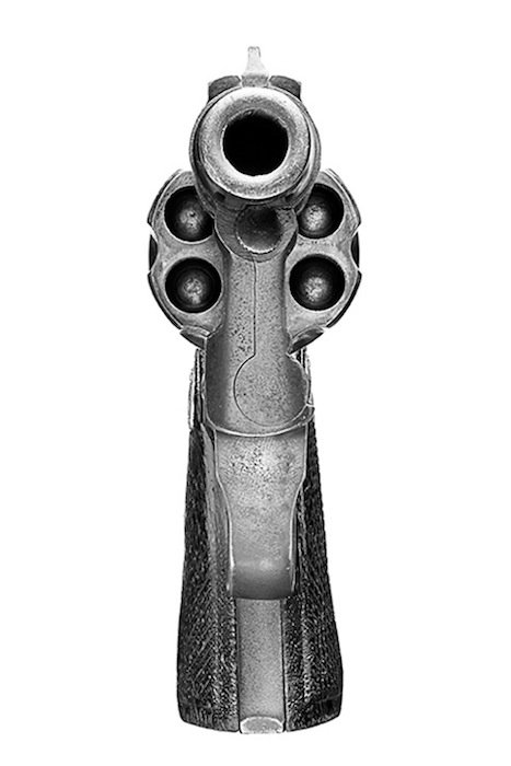 Smith and Wesson .38 revolver